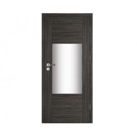 Drzwi wewnętrzne Intenso Avangarde Bordeaux W-3