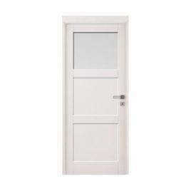 Drzwi wewnętrzne Invado Bianco Sati 2