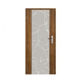 Drzwi szklane wewnętrzne Voster Windoor Spaghetti