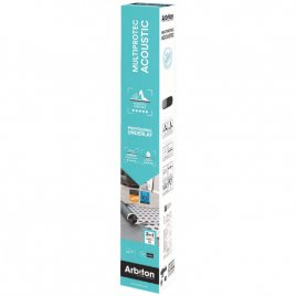 Podkład pod panele podłogowe Arbiton Multiprotec Acoustic 3w1 2 mm