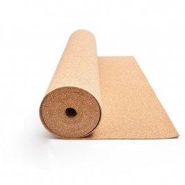 Podkład pod panele podłogowe korkowy 2 mm