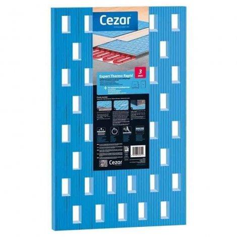 Podkład pod panele podłogowe Cezar Expert Thermo Rapid 3 mm