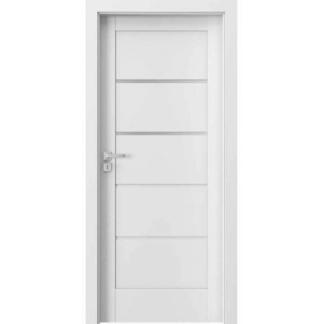 Drzwi wewnętrzne Porta Verte Home Grupa G model G.2 - BLACK WEEK