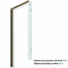 Ościeżnica regulowana Porta SYSTEM PORTA okleina Portadecor / Portasynchro 3D