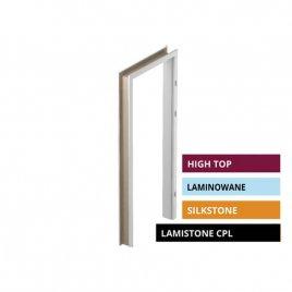 Ościeżnica regulowana DIN POL-SKONE High top / Lamistone CPL / Silkstone / Laminowane