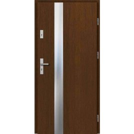 Drzwi drewniane zewnętrzne MF Drzwi Salou