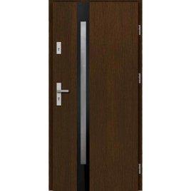 Drzwi drewniane zewnętrzne MF Drzwi Tarragona