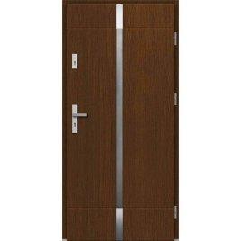 Drzwi drewniane zewnętrzne MF Drzwi Caspe