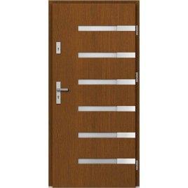 Drzwi drewniane zewnętrzne MF Drzwi Morus