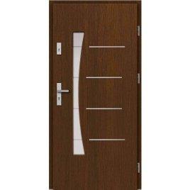 Drzwi drewniane zewnętrzne MF Drzwi Aster