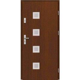 Drzwi drewniane zewnętrzne MF Drzwi Chaber 1