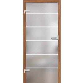 Drzwi szklane wewnętrzne Erkado Graf 17