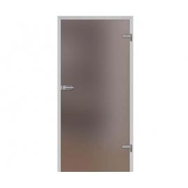 Drzwi szklane wewnętrzne DRE Galla 1 Decormat Brąz