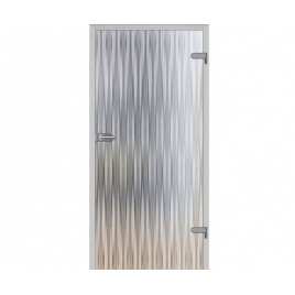 Drzwi szklane wewnętrzne DRE Galla 11 Decormat
