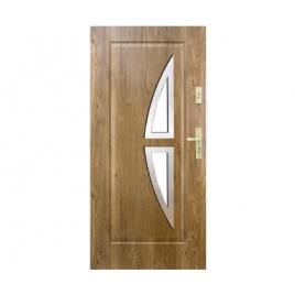 Drzwi zewnętrzne KMT Stal Plus 54 Wzór 10s2 Inox