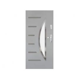 Drzwi zewnętrzne KMT Stal Plus 54 Wzór 11s5 Inox