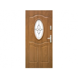 Drzwi zewnętrzne KMT Stal Plus 54 Wzór 6s