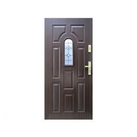 Drzwi zewnętrzne KMT Stal Standard Wzór 5s