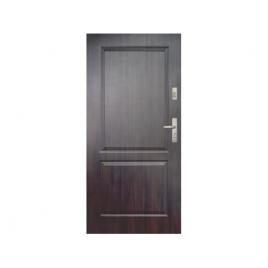 Drzwi zewnętrzne KMT Stal Plus 75 Wzór 1