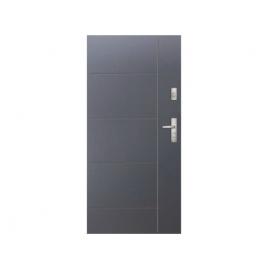 Drzwi zewnętrzne KMT Stal Plus 75 Wzór 14