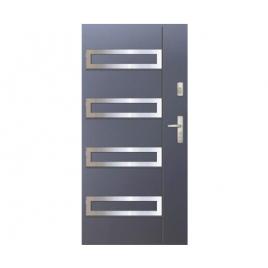 Drzwi zewnętrzne KMT Stal Plus 75 Aplikacja 14-2