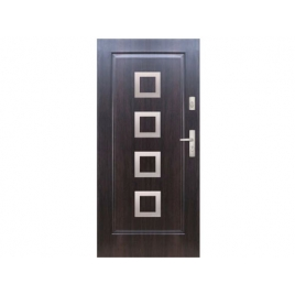 Drzwi zewnętrzne KMT Stal Akustyczne Aplikacja 10-4