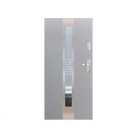 Drzwi zewnętrzne KMT Stal Supertherm Wzór 11s12 Inox