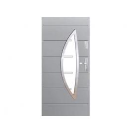 Drzwi zewnętrzne KMT Stal Plus 54 Wzór 13s3 Inox