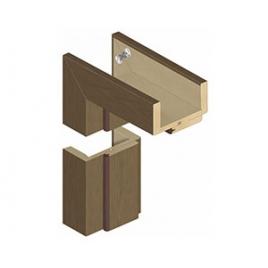 Ościeżnica regulowana bezprzylgowa INVADO Okleina ENDURO / PLUS / 3D