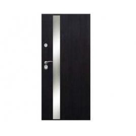 Drzwi zewnętrzne Delta Universal 56S Gładkie Aplikacja Inox M5