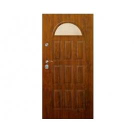 Drzwi zewnętrzne Delta Universal 56S Genua Słonko PCV