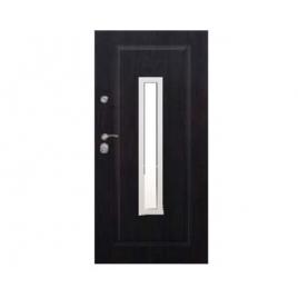 Drzwi zewnętrzne Delta Universal 56S Rama Prostokąt Inox