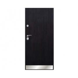 Drzwi zewnętrzne Delta Perfect 68X Gładkie Aplikacja Inox K1