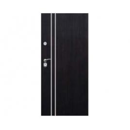 Drzwi zewnętrzne Delta Perfect 68X Gładkie Aplikacja Inox M1
