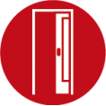 Drzwi dostępne w wersji przesuwnej